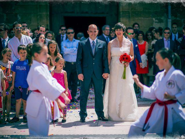 La boda de Enrique y Luisa en Navarrete, La Rioja 81