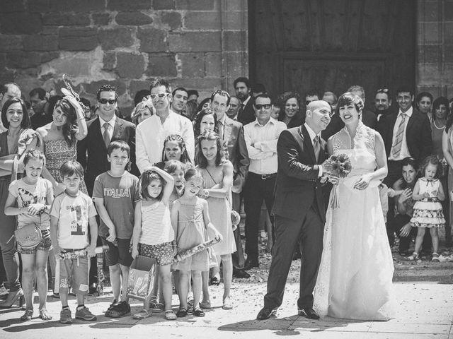 La boda de Enrique y Luisa en Navarrete, La Rioja 83