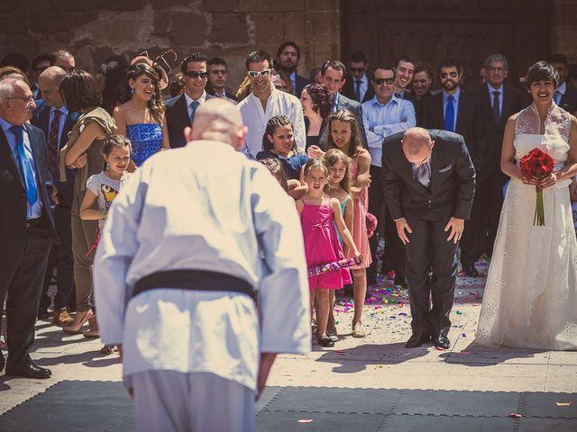 La boda de Enrique y Luisa en Navarrete, La Rioja 84