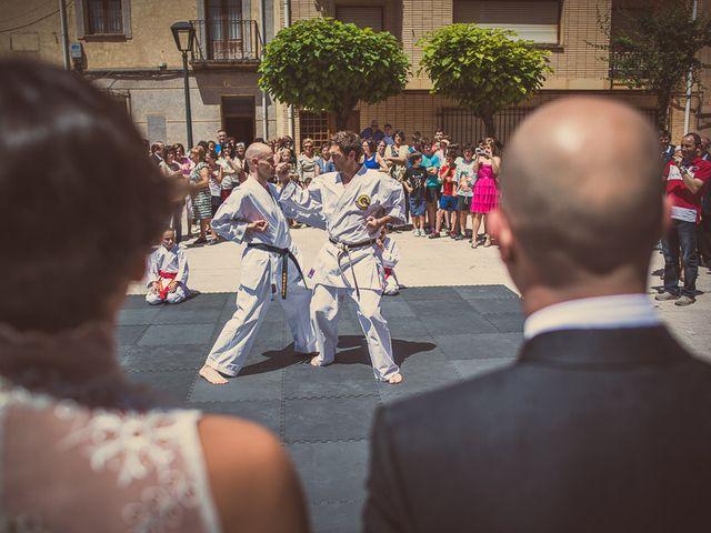 La boda de Enrique y Luisa en Navarrete, La Rioja 85