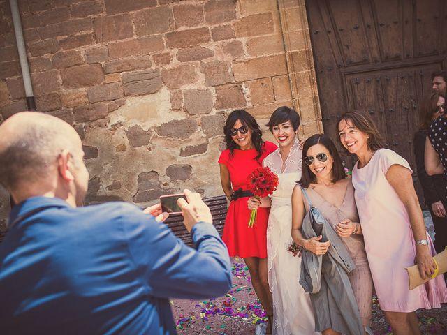 La boda de Enrique y Luisa en Navarrete, La Rioja 88