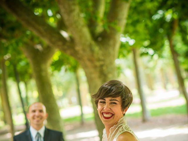 La boda de Enrique y Luisa en Navarrete, La Rioja 94