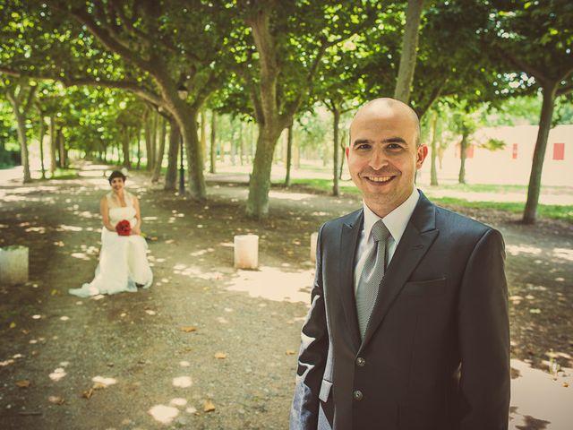 La boda de Enrique y Luisa en Navarrete, La Rioja 96