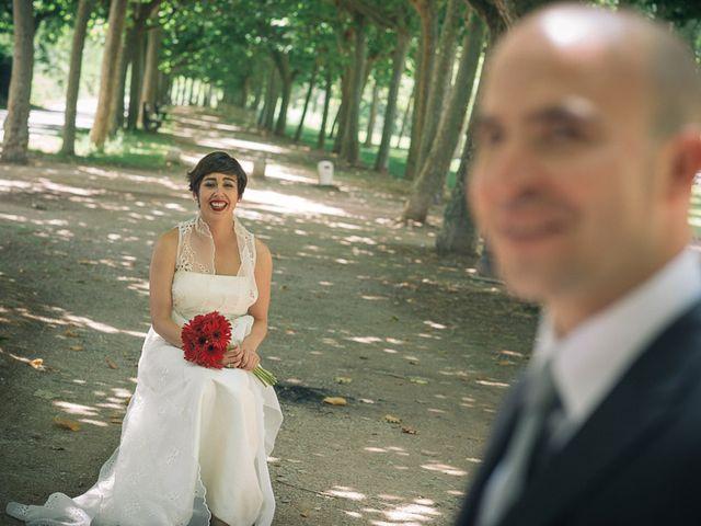 La boda de Enrique y Luisa en Navarrete, La Rioja 97