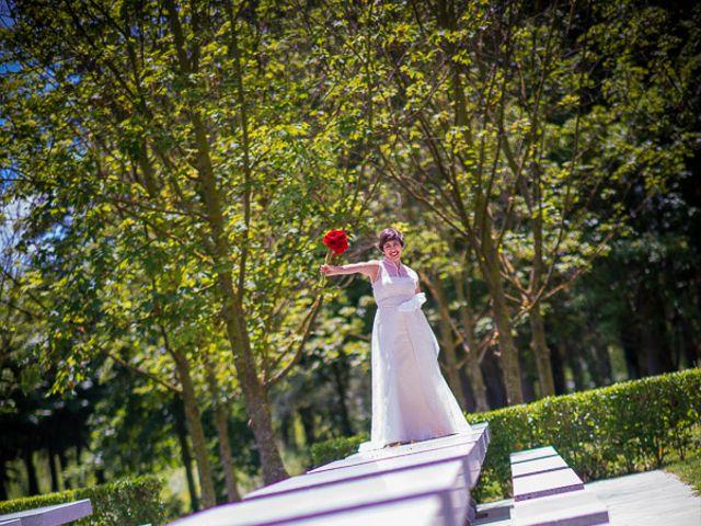 La boda de Enrique y Luisa en Navarrete, La Rioja 108