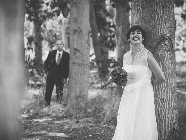 La boda de Enrique y Luisa en Navarrete, La Rioja 110