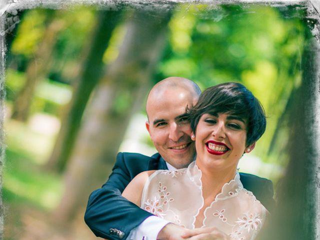 La boda de Enrique y Luisa en Navarrete, La Rioja 112