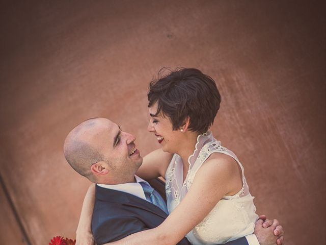 La boda de Enrique y Luisa en Navarrete, La Rioja 116