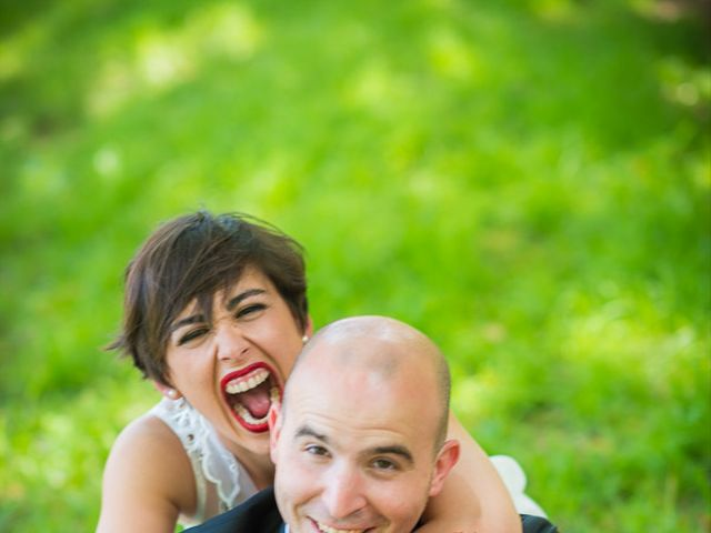 La boda de Enrique y Luisa en Navarrete, La Rioja 120
