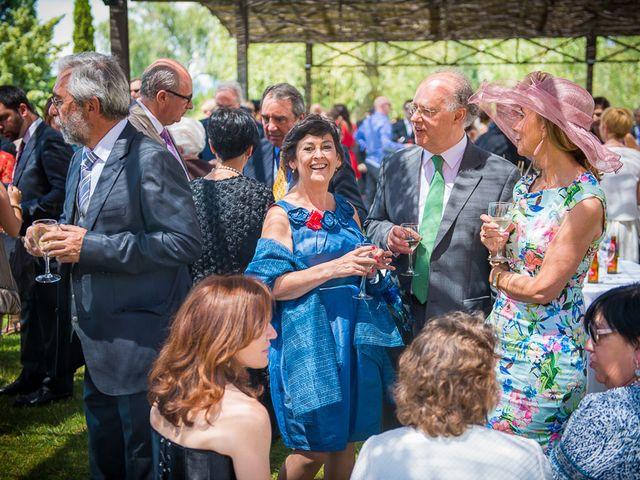 La boda de Enrique y Luisa en Navarrete, La Rioja 125