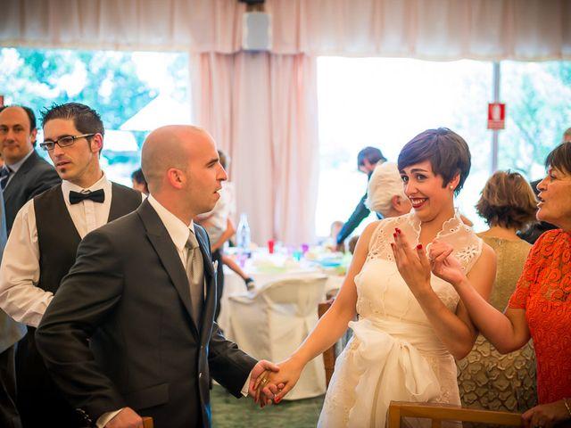 La boda de Enrique y Luisa en Navarrete, La Rioja 133