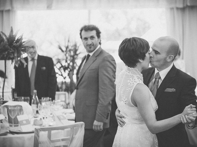 La boda de Enrique y Luisa en Navarrete, La Rioja 135
