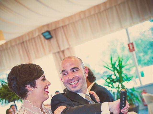 La boda de Enrique y Luisa en Navarrete, La Rioja 146