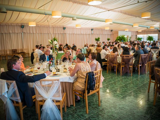 La boda de Enrique y Luisa en Navarrete, La Rioja 160