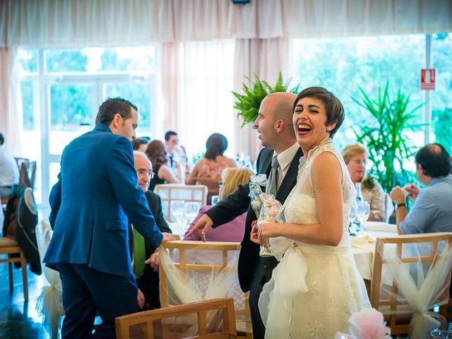La boda de Enrique y Luisa en Navarrete, La Rioja 162