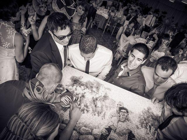 La boda de Enrique y Luisa en Navarrete, La Rioja 167