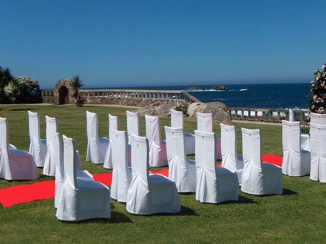La boda de Diego y Romi en Oia (Santa Maria De ), Pontevedra 4