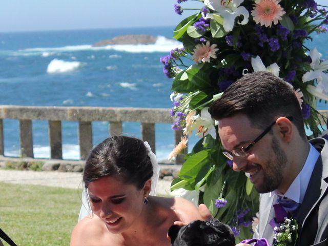 La boda de Diego y Romi en Oia (Santa Maria De ), Pontevedra 8
