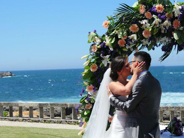 La boda de Romi y Diego