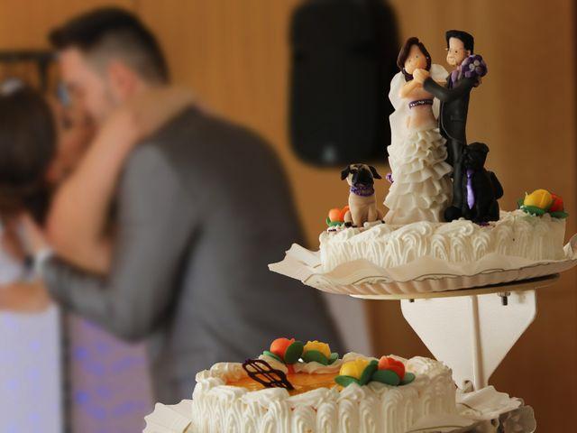 La boda de Diego y Romi en Oia (Santa Maria De ), Pontevedra 11