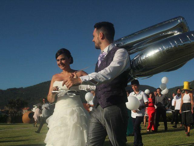 La boda de Diego y Romi en Oia (Santa Maria De ), Pontevedra 16