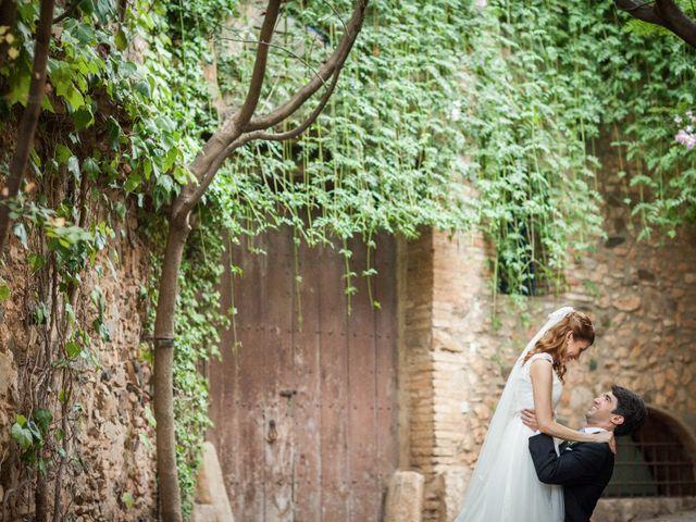 La boda de Elizabeth y Ramon