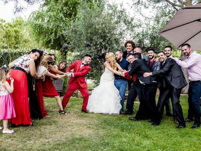 La boda de JuanJo y Sandra en Alcalá De Henares, Madrid 9