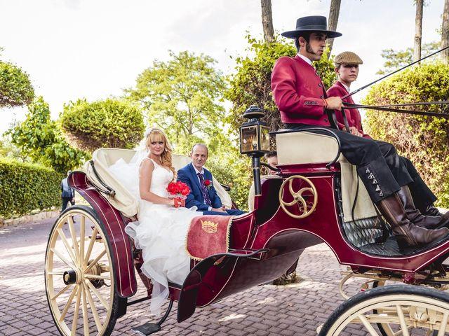 La boda de JuanJo y Sandra en Alcalá De Henares, Madrid 16