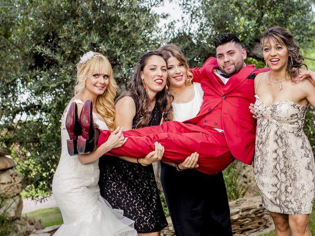 La boda de JuanJo y Sandra en Alcalá De Henares, Madrid 40