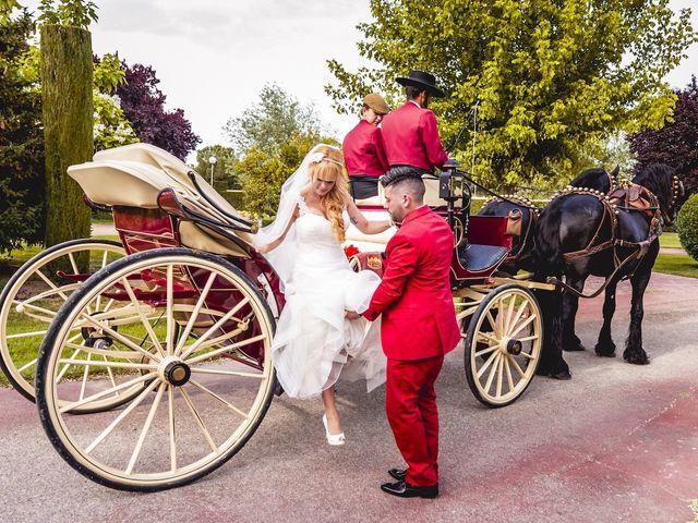 La boda de JuanJo y Sandra en Alcalá De Henares, Madrid 56