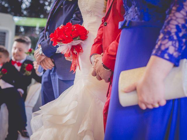 La boda de JuanJo y Sandra en Alcalá De Henares, Madrid 63