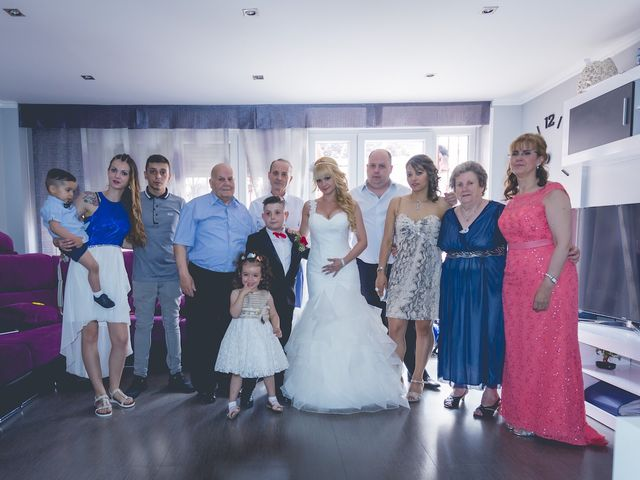 La boda de JuanJo y Sandra en Alcalá De Henares, Madrid 67