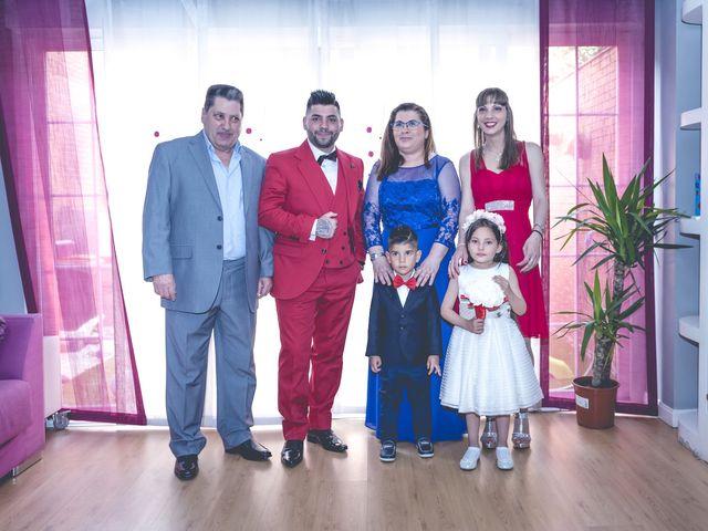 La boda de JuanJo y Sandra en Alcalá De Henares, Madrid 75