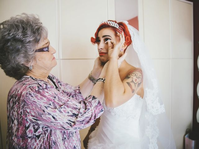 La boda de Javi y Laia en Terrassa, Barcelona 47