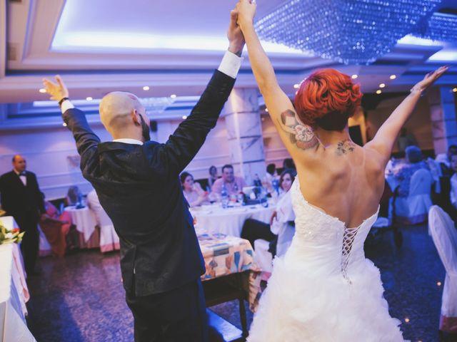 La boda de Javi y Laia en Terrassa, Barcelona 124
