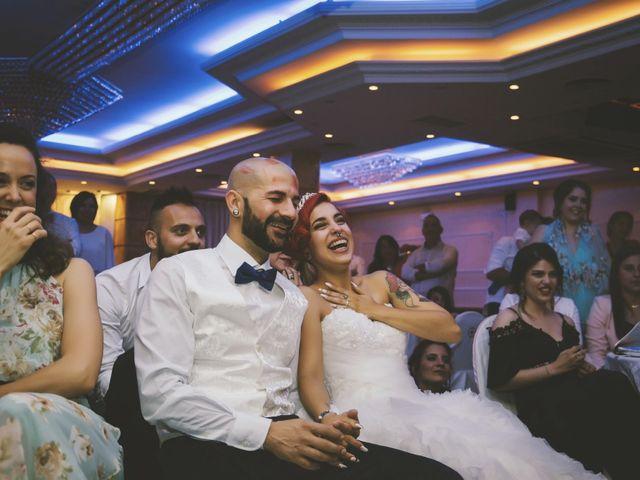 La boda de Javi y Laia en Terrassa, Barcelona 2