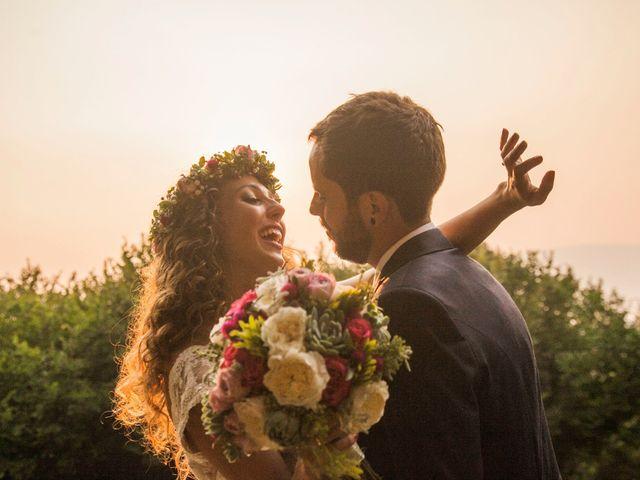 La boda de Xiana y Xabier