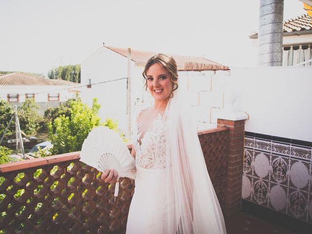 La boda de Miguel y Anabel en Atarfe, Granada 18