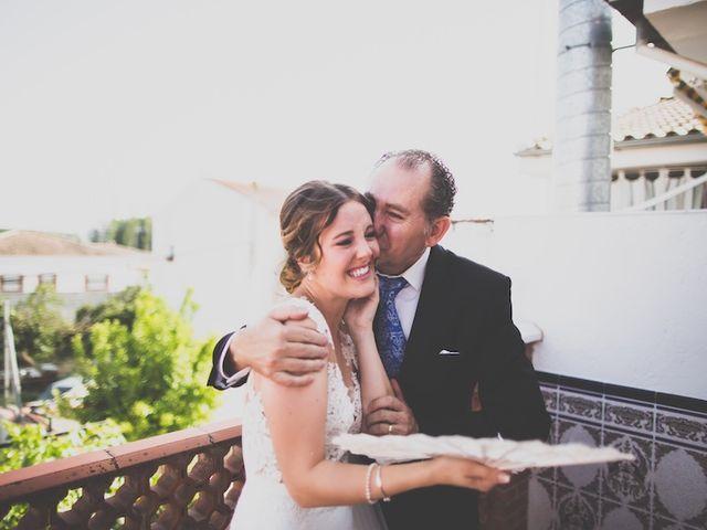 La boda de Miguel y Anabel en Atarfe, Granada 32