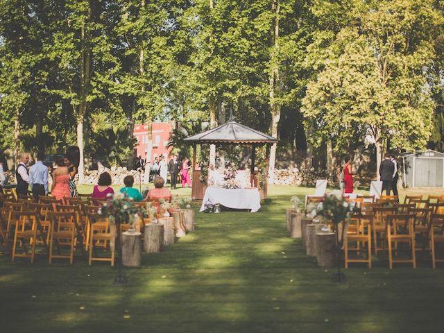 La boda de Miguel y Anabel en Atarfe, Granada 40