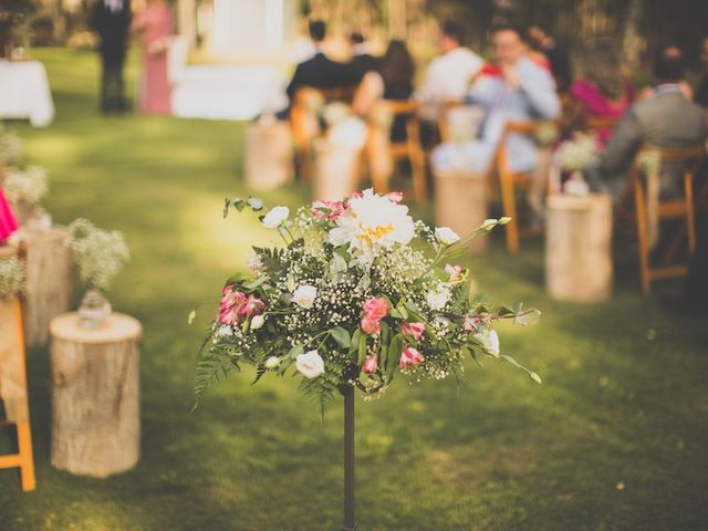 La boda de Miguel y Anabel en Atarfe, Granada 45