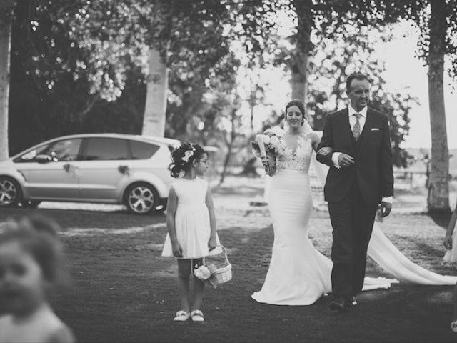 La boda de Miguel y Anabel en Atarfe, Granada 48