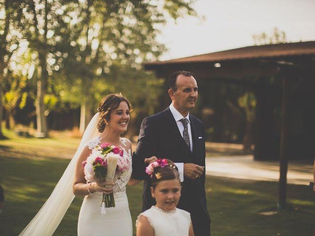 La boda de Miguel y Anabel en Atarfe, Granada 49