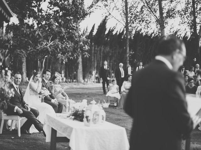 La boda de Miguel y Anabel en Atarfe, Granada 53