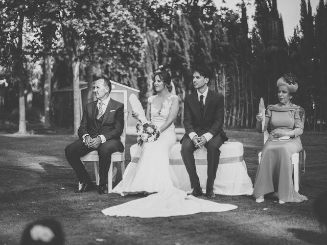 La boda de Miguel y Anabel en Atarfe, Granada 54