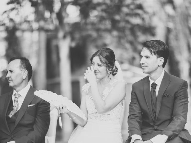 La boda de Miguel y Anabel en Atarfe, Granada 57