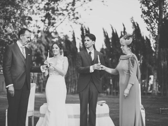La boda de Miguel y Anabel en Atarfe, Granada 60