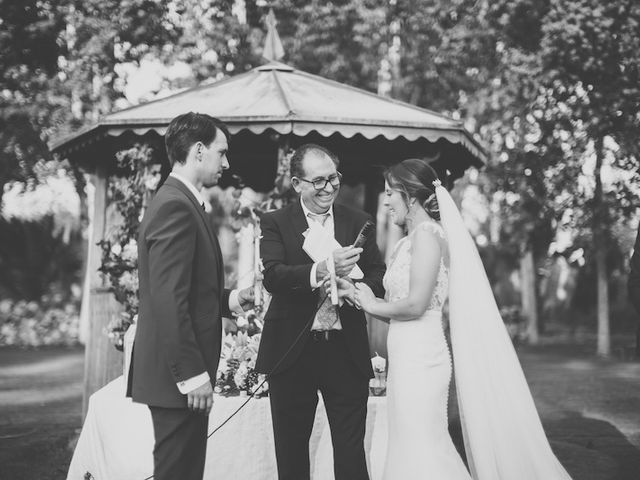 La boda de Miguel y Anabel en Atarfe, Granada 62
