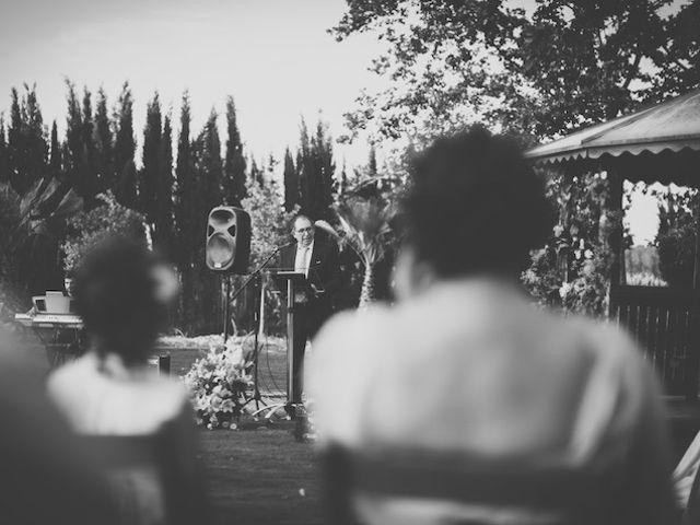 La boda de Miguel y Anabel en Atarfe, Granada 69