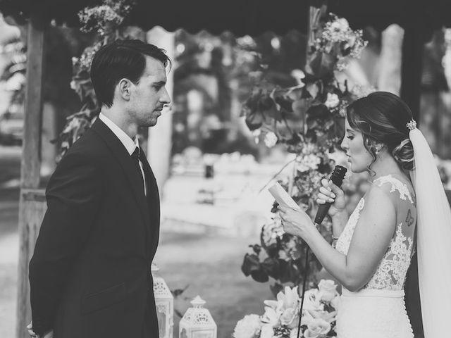 La boda de Miguel y Anabel en Atarfe, Granada 72